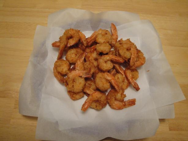Beer Battered Fried Shrimp