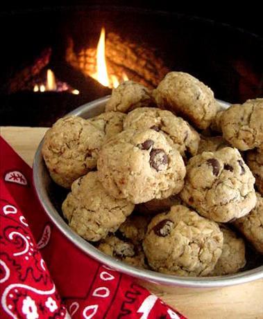 Texas Cowboy Cookies in a Jar