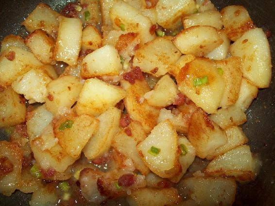 Bacon Honey Butter Potatoes