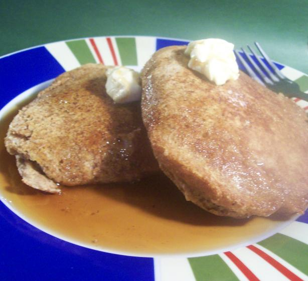Torgo Pancakes for One