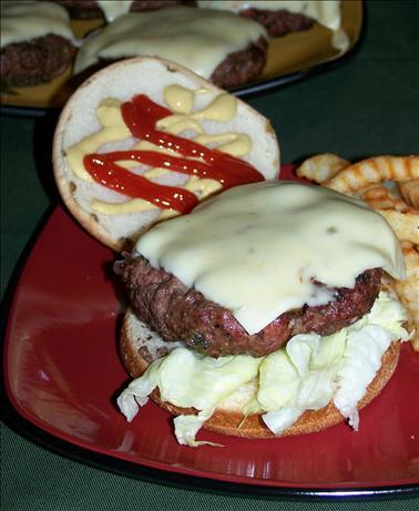 Grilled Pepper Jack Jalapeno Burgers