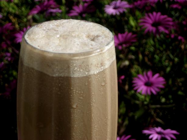 Cinnamon Coffee Shake