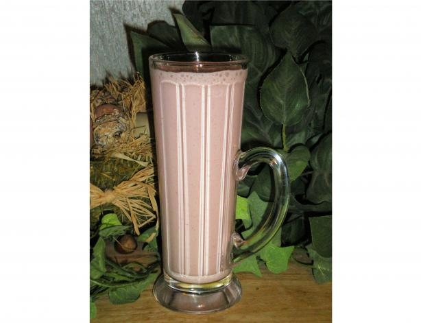 Strawberry (Or Chocolate) Banana Shake (Lite-Bleu)