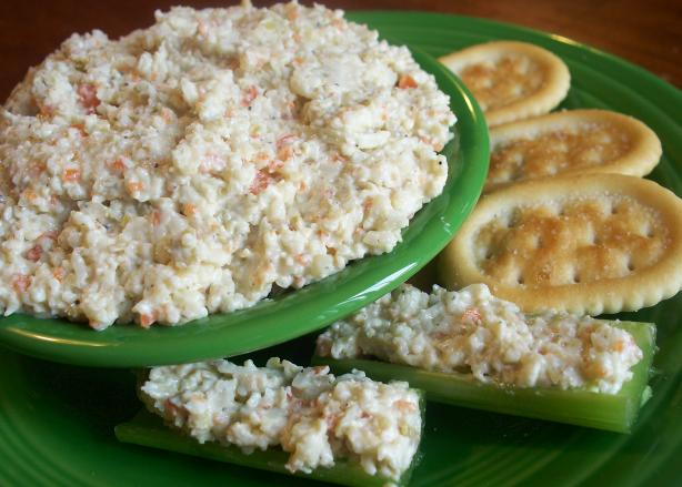White Cheddar Pimiento Cheese