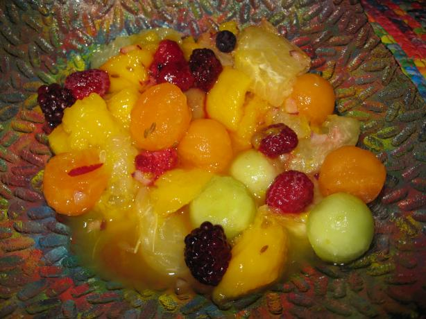South-Of-The-Border Fruit Salad - 1 Ww Point