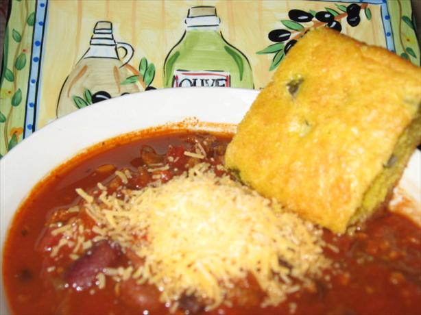 South of the Border Jalapeno Cornbread