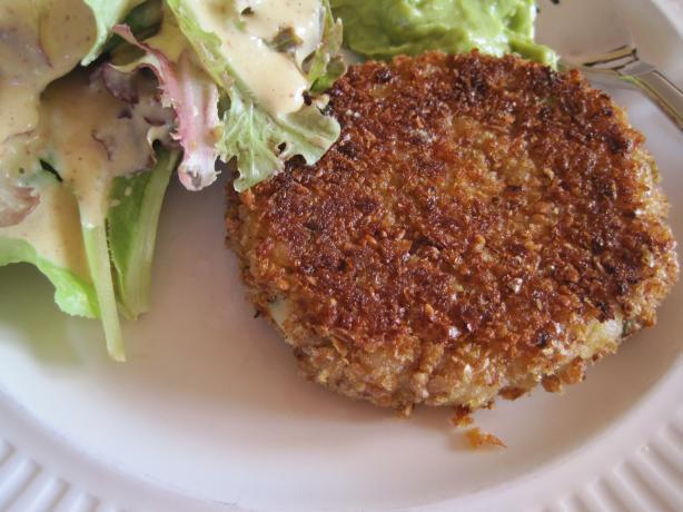 Veggie Oat Burger