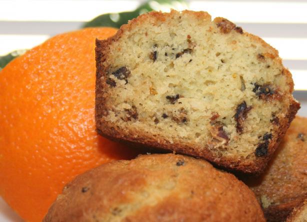 Fig & Orange Muffins