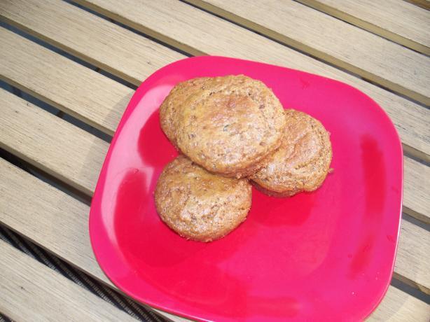 Graham Nut Muffins