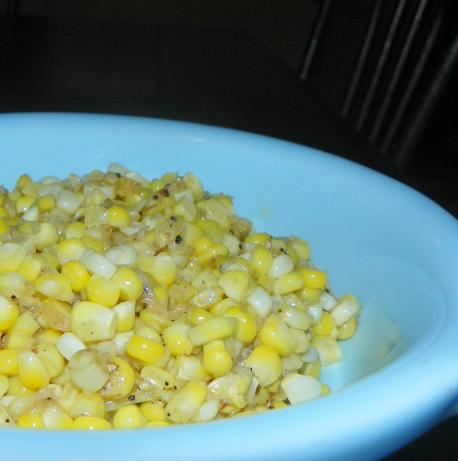Meme's Creamed Corn from Virginia Willis