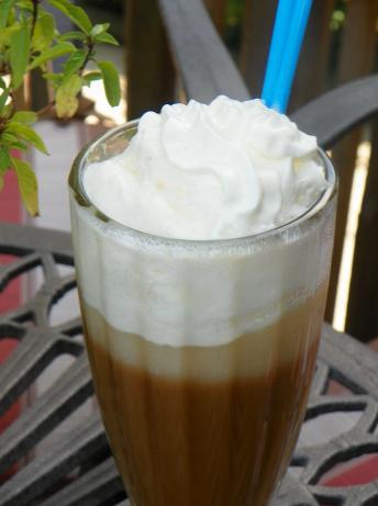 Coffee Soda Train