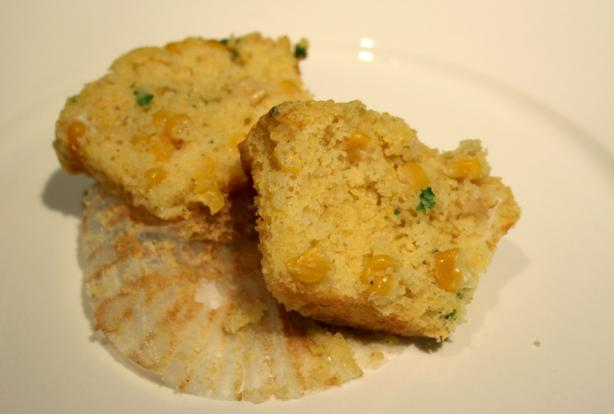 Albers Sweet Corn Muffins