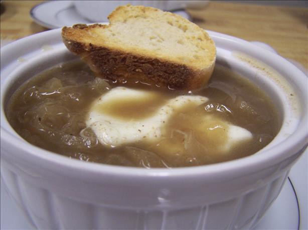 Crock Pot French Onion Soup