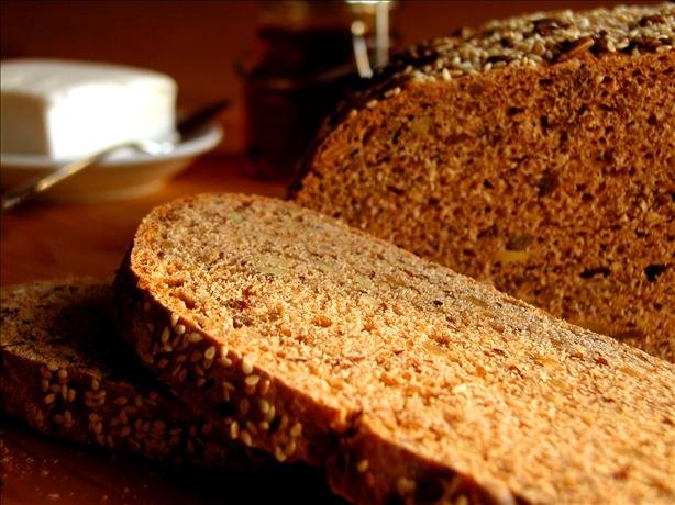 Tasty-healthy Whole Spelt Bread