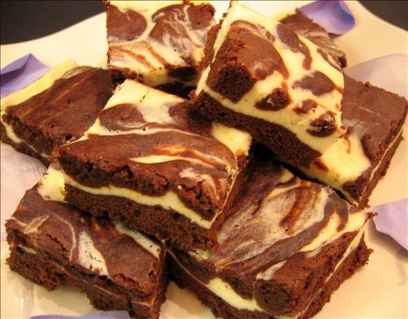 Cream Cheese Brownies!