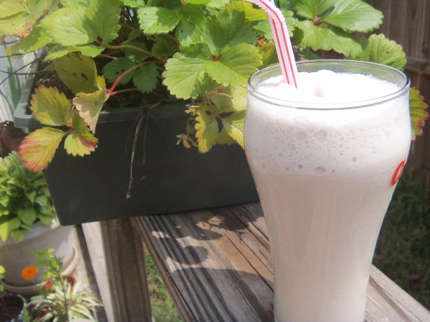 Indian Cold Coffee Shake