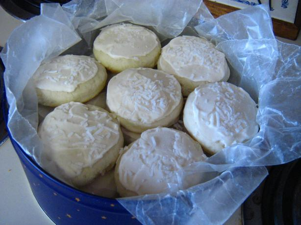 Mennonite Soft White Cookies