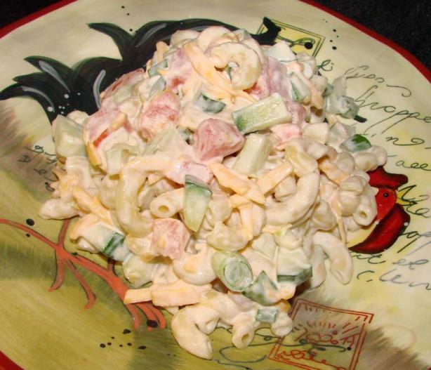 Lisa's Macaroni Salad