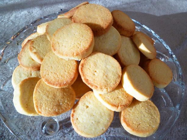 Vanilla Freezer Biscuits (Cookies) (With Variations)