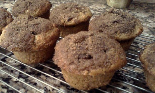 Brown Sugar Bran Muffins