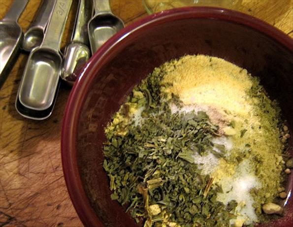 Seasoning Mixture for Chicken and Turkey