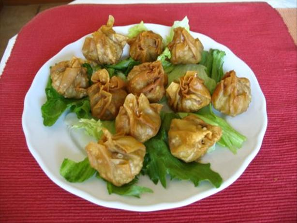 Wonton, Steamed or Deep Fried