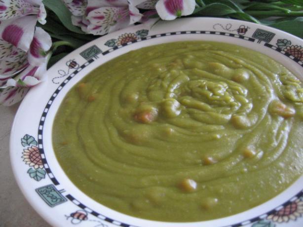 Split Pea Soup, Vegetarian, Easy