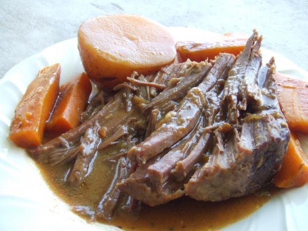 Deliciously Easy Crock-Pot Pot Roast
