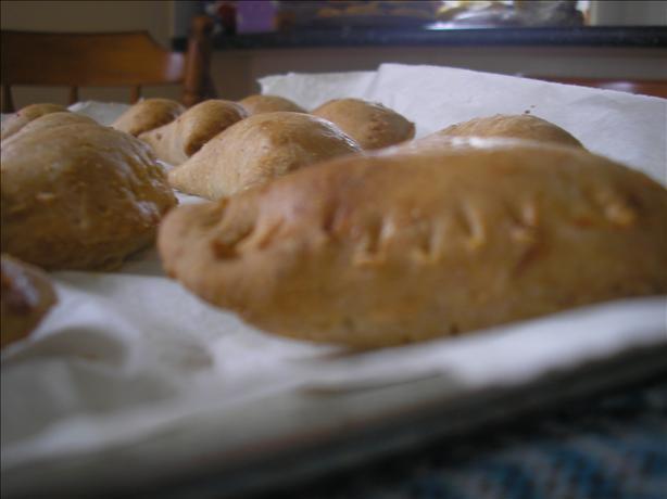 Empanadas Con Queso