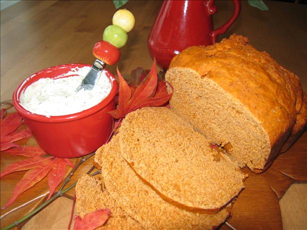 Tomato Bread - Bread Machine