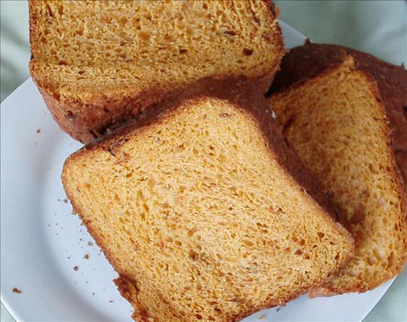 Ricotta Tomato Bread Bread Machine or Oven Baked