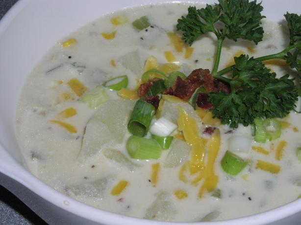 Potato-Bacon Chowder