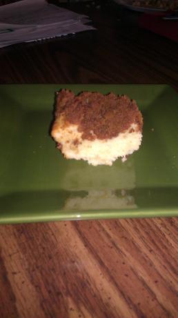 Nanna's Old World Cinnamon Crumb Coffee Cake