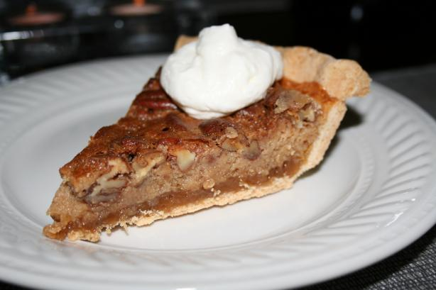 Momma Maglione's Pecan Pie W/Amaretto Whipped Cream