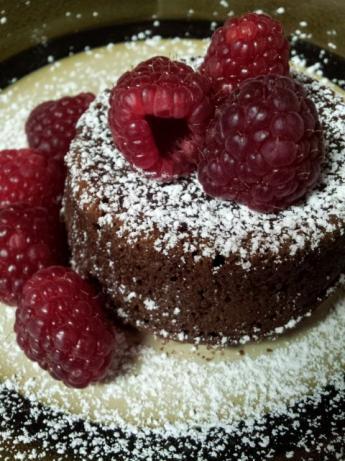 Individual Molten Lava Cakes