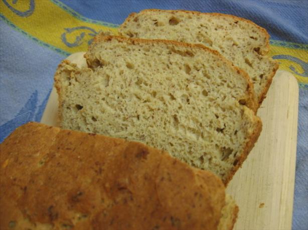 Gluten-Free Multigrain Miracle Bread
