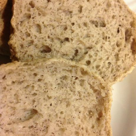 Our Daily Bread (Vegan, Gluten Free, Dairy Free)