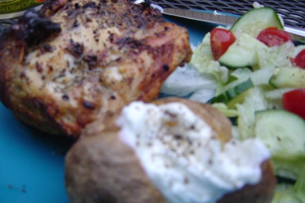 Linda's Italian Baked Chicken