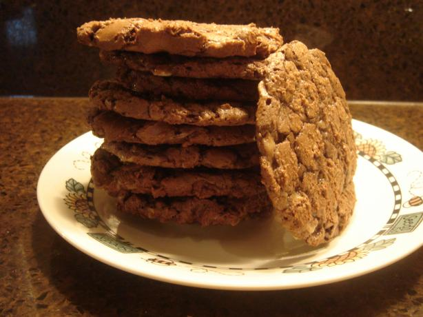 Amazing Giant Chocolate-Toffee Cookies