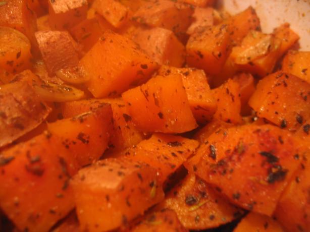 Cajun Sweet Potatoes