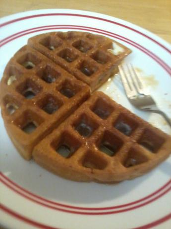 Best-Ever Easy Waffles