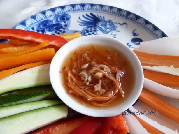 Nuoc Cham (Vietnamese Dipping Sauce)