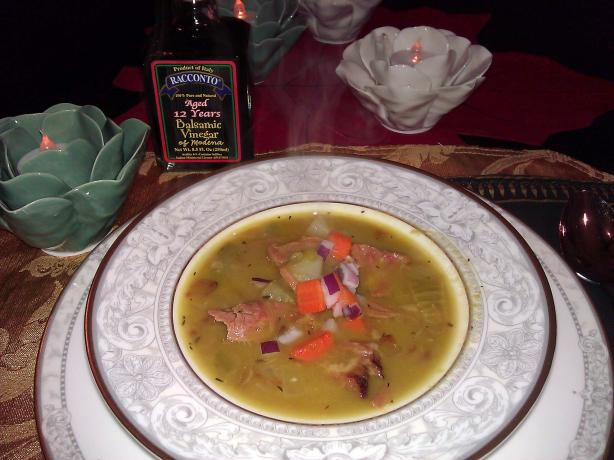 Split Pea Soup (Cooks Illustrated)