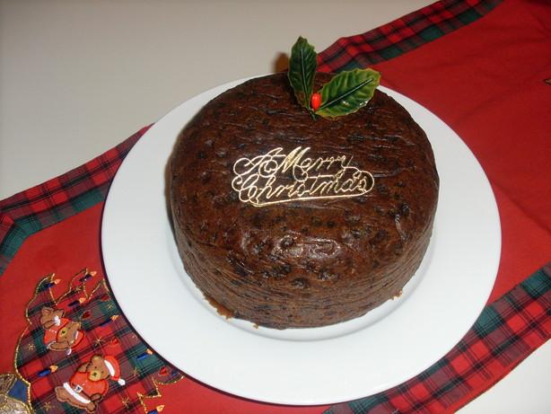 Mum's Christmas Pudding