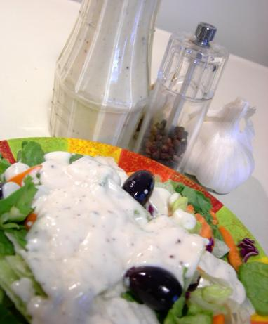 Buttermilk Pepper Dressing