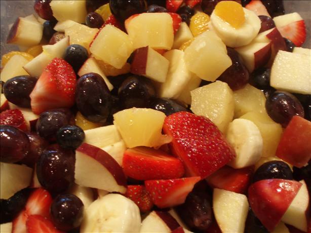 Haleighs Favorite Fresh Fruit Salad