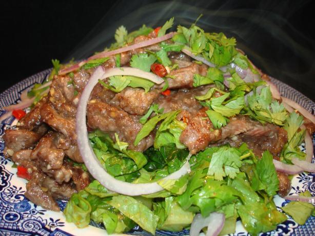 Tim's Tantalizing Thai Salad