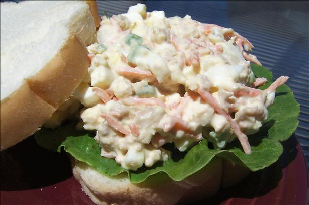 Salmon Salad for Sandwiches