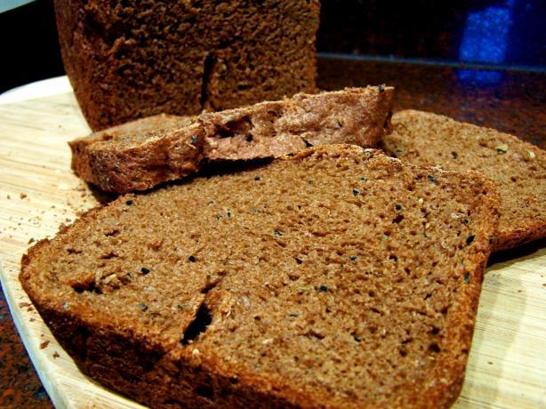 Black Rye Bread (Abm)