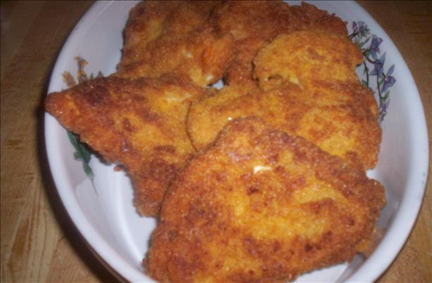 Crispy Country Chicken Cutlets